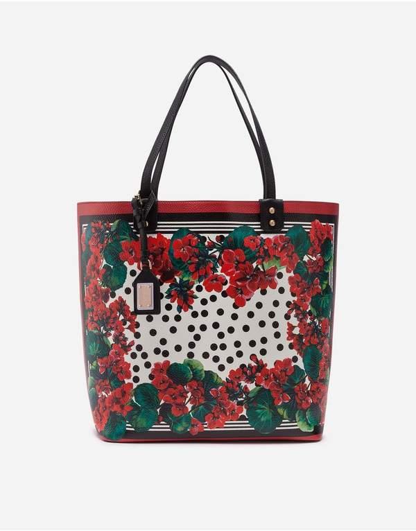 d77e74a6b8 Floral Print Satchel Bag - ShopStyle
