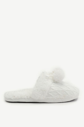 Ardene Eco-Conscious Slide Slippers