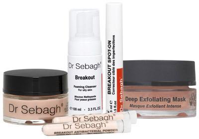Dr Sebagh breakout bundle – with original mask