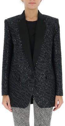 MICHAEL Michael Kors Sequin Embellished Blazer