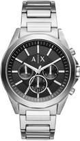 Armani Exchange Chronograph watch silvercoloured