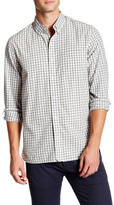 Joe Fresh Standard Fit Gingham Poplin Shirt