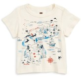 Tea Collection Infant Boy's Snapper Island T-Shirt