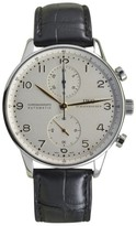 IWC IW371401 Stainless Steel & Leather 41mm Watch