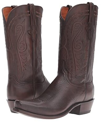 Lucchese Brandon (Antique Whiskey) Men's Boots