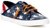 Sperry Seacoast Isle Star and Stripe Sneaker