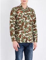 Levi's Camouflage military jacket