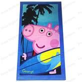 Peppa Pig Astley Baker Davies George Surfing Towel