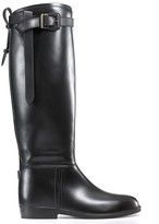 Burberry Rain Boots - Flat Riding