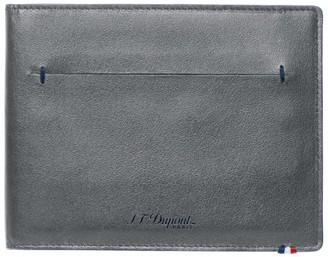 S.t. Dupont Line D Slim Bifold Wallet