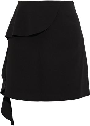 GOEN.J Ruffled Cady Mini Skirt