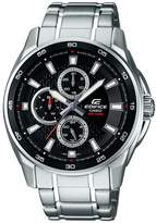 Casio Men's Edifice EF334D-1AV Stainless-Steel Quartz Watch