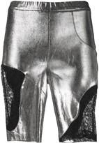 Almaz lace panels cycling shorts