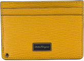 Salvatore Ferragamo logo cardholder - men - Calf Leather - One Size