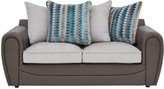 Calluna Fabric Scatter Back Sofa Bed