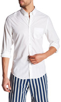 Gant G. Textured Check Trim Fit Shirt