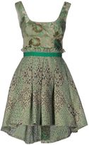 Christian Pellizzari Short dresses - Item 34687385