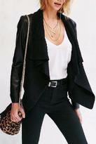 BB Dakota Sarafina Faux Leather Jacket