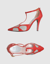Patricia Rosales High-heeled sandals