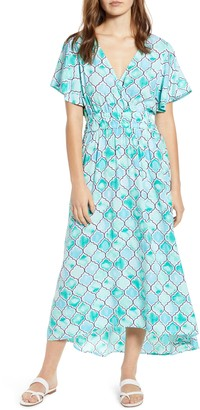 Tommy Bahama Mumbai Medallion Maxi Dress