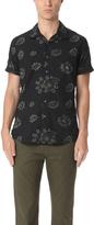 Scotch & Soda Short Sleeve Hawaiian Shirt