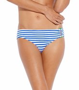 Jag Swimwear BelAir Stripe Side Ring Scoop Bikini Bottom - 7538168