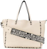 Valentino Rockstud Rolling tote