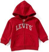 Levi's s Baby Boys 12-24 Months Zip-Front Hoodie
