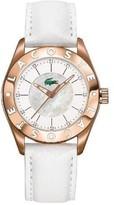 Lacoste 2000534 28mm Stainless Steel Case White Steel Bracelet Mineral Men's Watch
