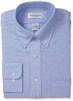 Van Heusen Men's Long Sleeve Oxford Dress Shirt