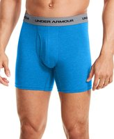 Under Armour Men's Charged Cotton® Stretch 6' Boxerjock® 3-Pack ELECTRIC BLUE