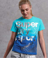 Superdry Sport Racer Acid T-Shirt