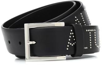 Altuzarra Studded leather belt