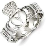 Celtic Sterling Silver Claddagh Ring