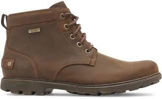 Rockport Rugged Bucks II Waterproof Leather Chukka Boots