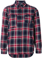 Engineered Garments plaid shirt - women - Cotton - 1