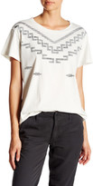 Mother The Boxy Goodie Goodie Short Sleeve Tee