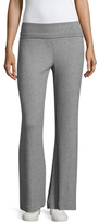 Three Dots Brushed Sweater Ribbed Wide Cuff Pant