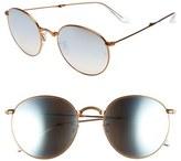 Ray-Ban Women's 53Mm Folding Sunglasses - Copper Flash