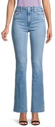 Joe's Jeans High-Rise Flared-Cut Jeans