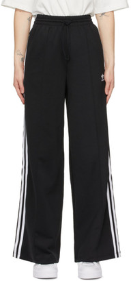 adidas Black Adicolor Relaxed Lounge Pants