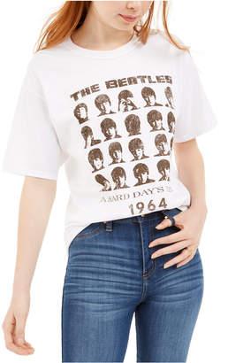 Love Tribe Juniors' Beatles Graphic T-Shirt
