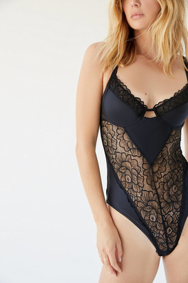 Out From Under Lots Of Lace Bodysuit