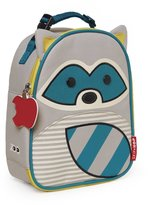 Skip Hop Zoo Lunchie Little Kids & Toddler Insulated Lunch Bag, Riggs Raccoon