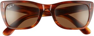 Ray-Ban 52mm Polarized Wayfarer Sunglasses
