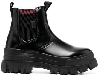 Buffalo David Bitton Aspha Chelsea boots