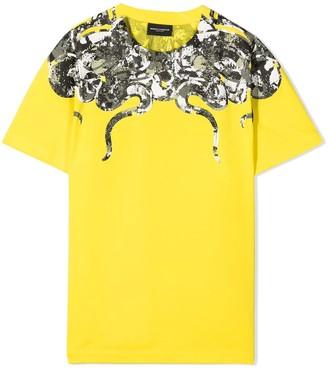 Marcelo Burlon County of Milan Print T-shirt