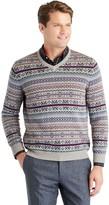 J.Mclaughlin Milton Sweater in Fairisle