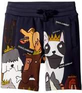 Dolce & Gabbana Bermudas Boy's Shorts