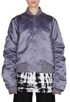 Acne Studios High Shine Bomber Jacket